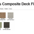 Messmers Composite Deck Stain