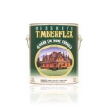 Messmer's Timberflex – Log Home Stain and Finish